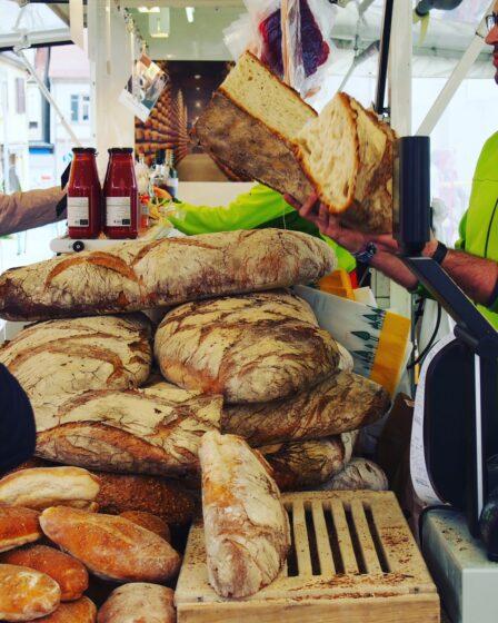 ドイツのパン屋さん